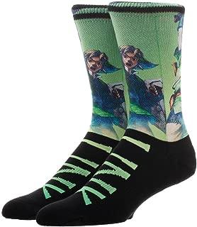 The Legend of Zelda Link Men's Crew Socks