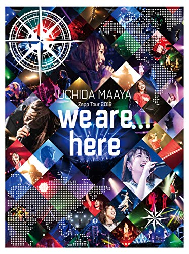 【Amazon.co.jp限定】UCHIDA MAAYA Zepp Tour 2019「we are here」[Blu-ray](ロゴ入りトートバッグ付)