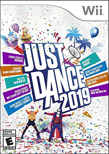 Just Dance 2019  Wii Standard Edition