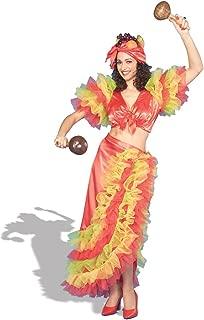 Latin Dancer Adult Costume - Womens Std.