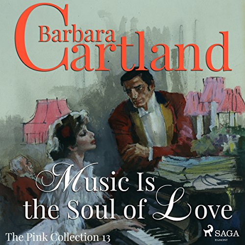 Music Is the Soul of Love audiobook cover art