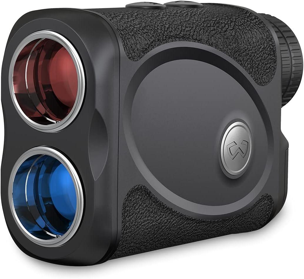 5. Rangefinder, Hunting Golf Laser Range Finder