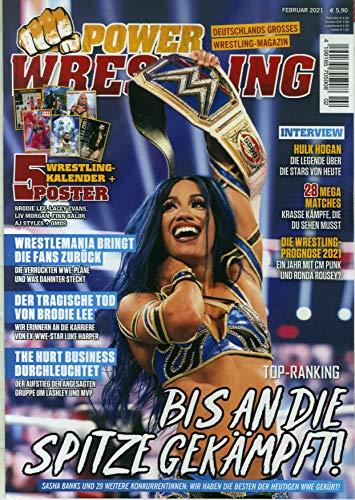 Power Wrestling 2/2021