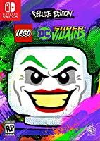 Lego DC Supervillains - Deluxe Edition (輸入版:北米) - Switch