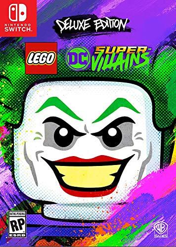 LEGO DC Super-Villains Deluxe Edition - Nintendo Switch