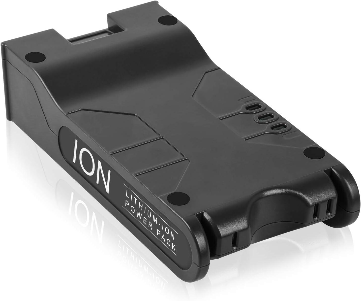 Amityke XBAT200 Battery Compatible with 25.2V 2450mAh 人気ショップが最安値挑戦 ION Shark 国内正規総代理店アイテム