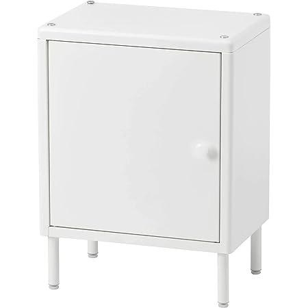 "Ikea DYNAN Cabinet with Door, White, 40x27x54 cm (15 3/4x10 5/8x21 1/4"")"