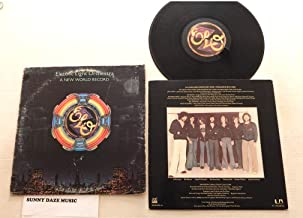Electric Light Orchestra A New World Record - United Artists/Jet Records 1976 - A Used Vinyl LP Record - 1976 Pressing UALA679G Club Edition - Telephone Line - Livin Thing - Do Ya - Shangri-La