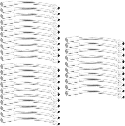 Zinniaya 1 Paire de v/élo v Nouilles de Frein Guide de c/âble coude Tuyau avec Bottes en Plastique Manchons Ensemble c/âble de Frein prot/éger Tuyau Accessoires Nouvelle Marque