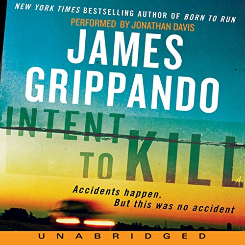 Intent to Kill audiobook cover art