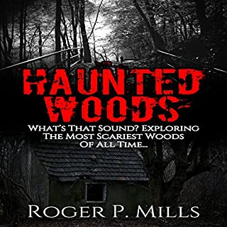 Haunted Woods cover art