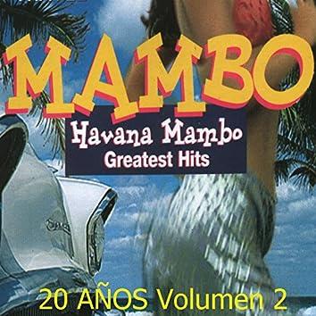 Greatest Hits: 20 Años, Vol. 2