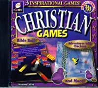 Christian Games ~ 3 Inspirational Games (輸入版)