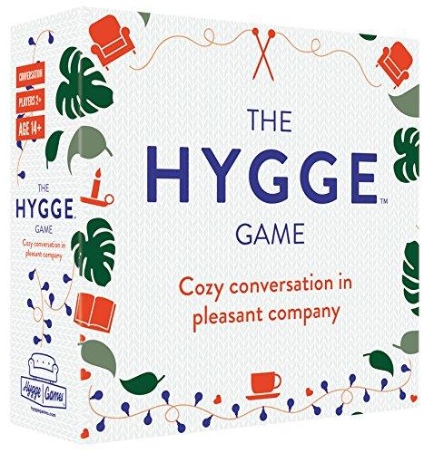 La Hygge Juego 21071Cozy conversación en Agradable Empresa Tarjeta Juego