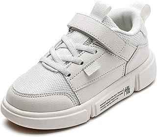 [麗人島株式會] 子供靴男の子靴カジュアル子供スニーカーレザースポーツファッション子供男の子スニーカー2019春夏