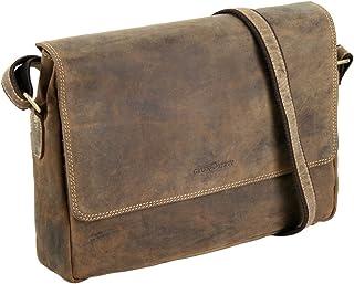 Greenburry Vintage Aktentasche Leder 34 cm