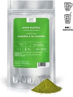 coconut matcha green tea