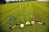 POWERSHOT Trainingsset - Trainingszubehör - Koordinationstraining und Schnelligkeitstraining