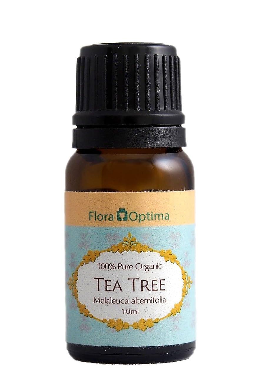 海外うなる弱まるオーガニック?ティーツリーオイル(Tea Tree Oil) - 10ml - … …