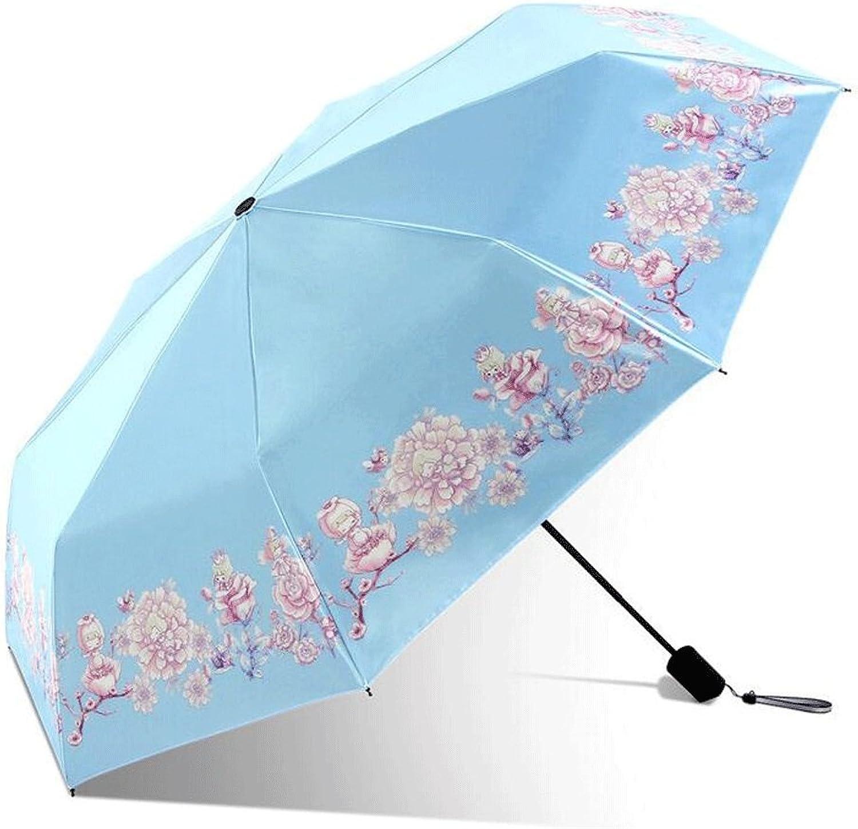 Umbrella LXF Paradise Flagship Store Sunscreen UV Sunny Double Sun