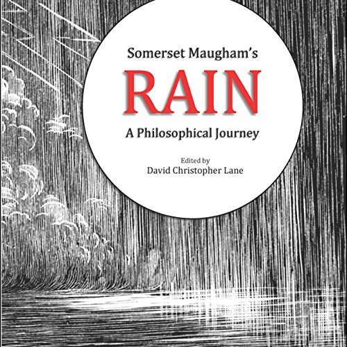 Somerset Maugham's Rain audiobook cover art