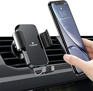 Phone Holder for Car Vent-FLOVEME Car Phone Mount Air Vent Gravity Hands Free Cell Phone Holder for Car Universal Car Phon...
