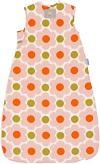 The Gro Company Grobag 2.5 Tog Daisy Spot Flower Orla Kiely Sleeping Bag for 6-18 Months Baby