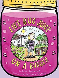 Like Bug Juice on a Burger (Eleanor)