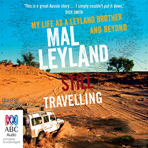 Still Travelling audiobook cover art