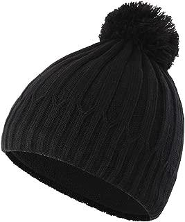 Little Boys Kids Knit Winter Hat Warm Fleece Lined Skull Beanie Hat