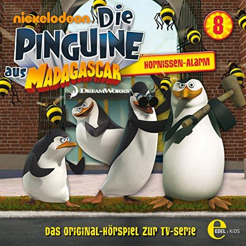 Hornissen Alarm. Das Original-Hörspiel zur TV-Serie audiobook cover art