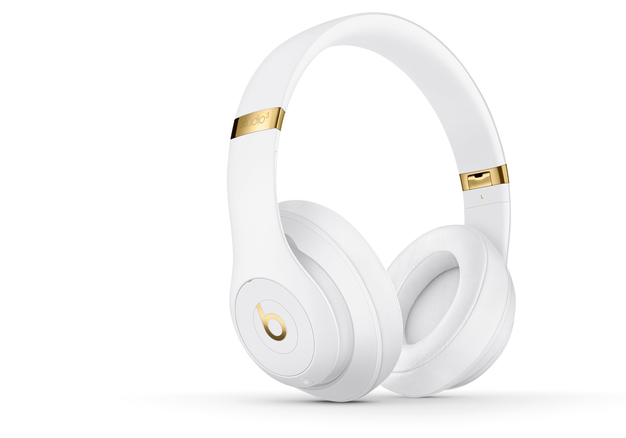 Amazon Com Beats By Dr Dre Studio 3 Wireless Over Ear Headphones With Built In Mic White Renewed Electronics
