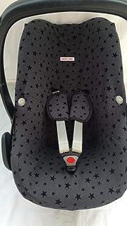 Funda para Bebé Confort Maxi-cosi Pebble (NEGRO)