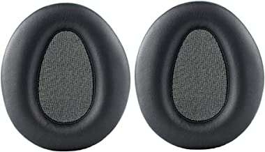Sony MDR-10RBT,Replacement Ear Pad Earpads Ear Cushion for Sony MDR-10RBT MDR-10RNC MDR-10R Headphone Replacement Ear Pad/Ear Cushion/Ear Cups/Ear Cover/Earpads Repair(Black)