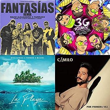 Los mejores remixes Latinos
