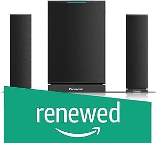 (Renewed) Panasonic HiFi SC-HT30GW-K Speaker System (Black)