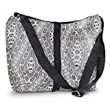 Scuddles 2018 Premium Baby Diaper Bag - Extra Large for Boys & Girls  Designer Uniusex Style. Use as Baby Shower Gift Bags, Mom Organizer Waterproof,Fits All Your Babies Items (SC-DP-01) By Scuddles