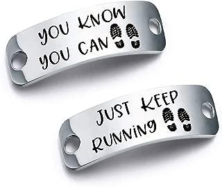 marathon shoe tags