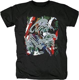 XIANNV The Cure 新しい波 パンク 異種流行 摇滚 メンズ/レディース Tシャツ/夏服 スポーツ Tシャツ ブラック/半袖 Tシャ
