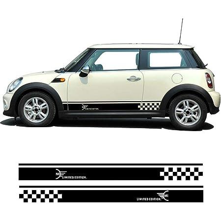 Modifycar Seitenaufkleber Für Mini Cooper Grau Union Jack Countryman One S R50 R53 R56 R57 F56 Auto