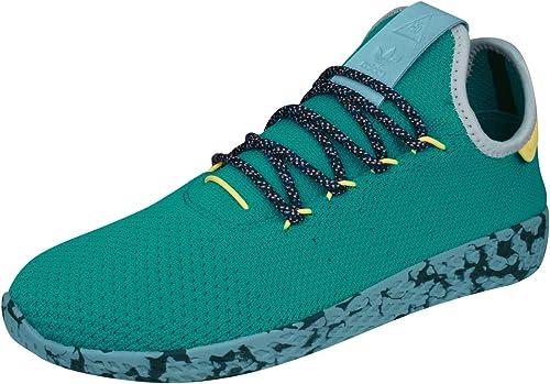 Adidas Originals Pharrell Williams Tennis HU Hommes paniers -vert-44