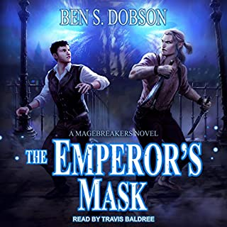 The Emperor's Mask Titelbild