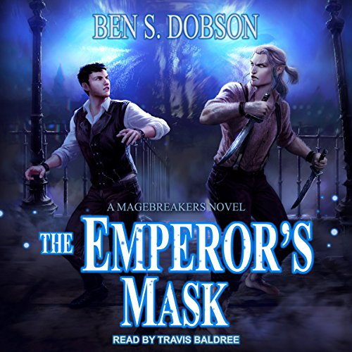 The Emperor's Mask cover art