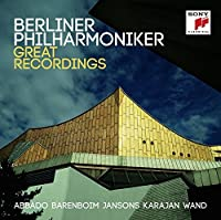 Great Recordings by BERLIN PHILHARMONIC ORCHESTRA