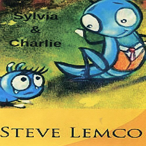Sylvia and Charlie audiobook cover art
