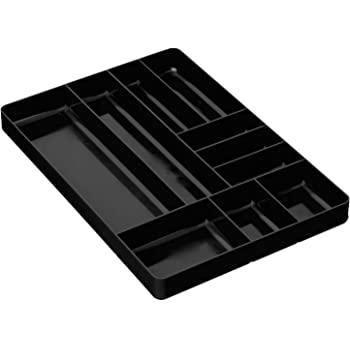 Ernest 5020 3 Compartment Organizer Tray Red