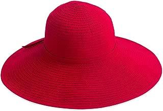 San Diego Hat Company Women's Ribbon Braid Large Brim Hat - Once Size