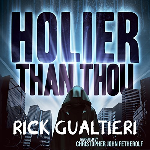 Holier Than Thou (The Tome of Bill) audiobook cover art