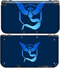 POKEMON TEAM MYSTIC for New Nintendo 3DS XL Skin Vinyl Decal Stickers