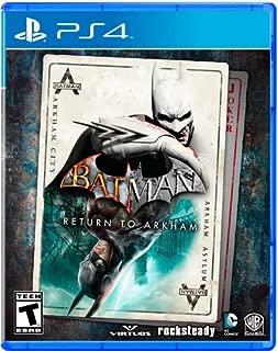 Best batman return to arkham ps4 Reviews